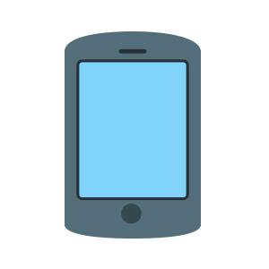 スマホ用アプリから報告や給与が閲覧!